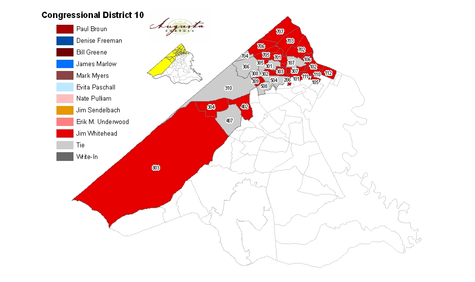 Augusta Richmond County Special Election